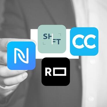 best business card app
