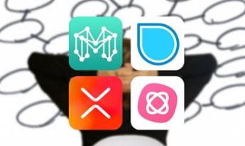 무료 마인드맵 어플 추천 베스트4 (안드로이드, iOS)