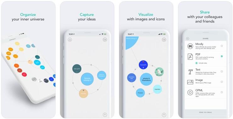best mind map app 3