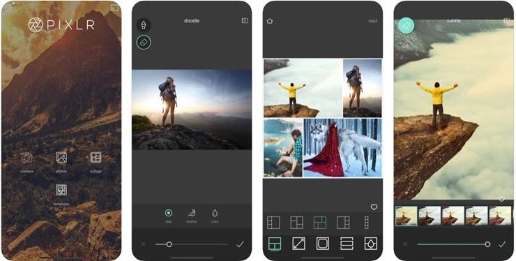 Photo editing app 9