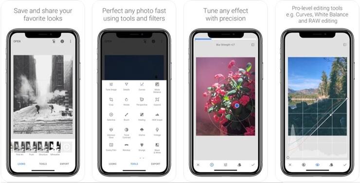 Photo editing app 2
