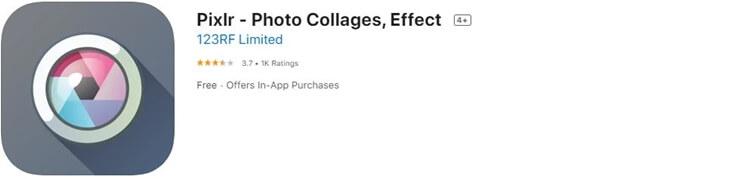 Photo editing app 8