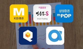스마트폰 주식 어플 추천 TOP5