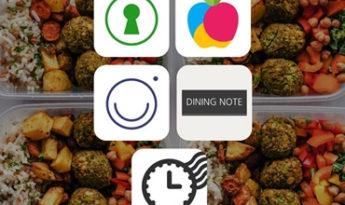 체중감량에 도움되는 식단관리 어플 BEST5